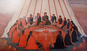 A Peyote Ceremony