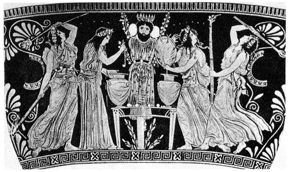 an insight to the ancient greek society in the bacchae by euripides Essays on euripides electra but that of the detestable conditions the women are subject to in the hands of the ancient greek society euripides the bacchae.