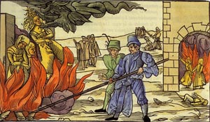 The Drug War Is The Inquisition