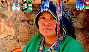 Huichol Indians of Mexico